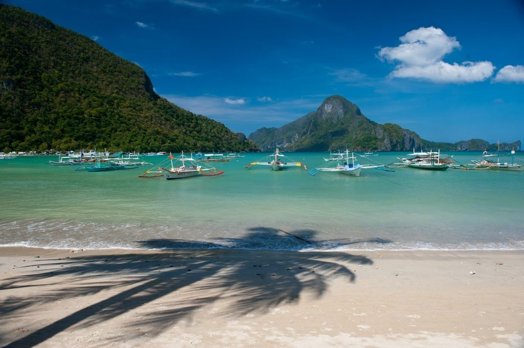 MOST COMFORTING BEACHES