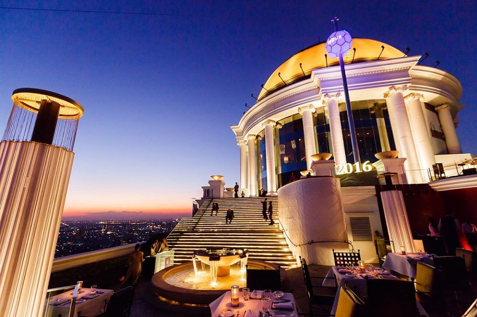 bars, restaurants in Bangkok