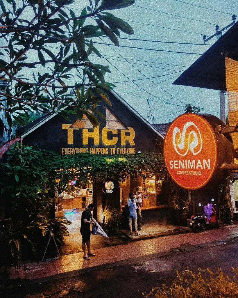 Restaurants in Bali