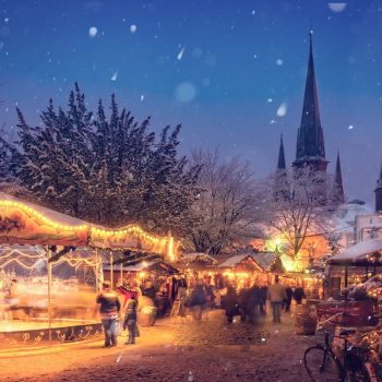 Spend Your Next Winter Holidays In Magical Cities