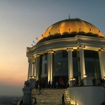 Must-Visit Rooftop Bars, RESTAURANTS In Bangkok