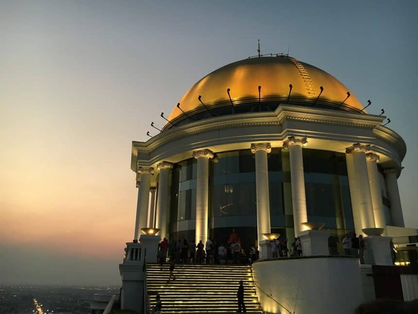Must-Visit Rooftop Bars, RESTAURANTS In Bangkok