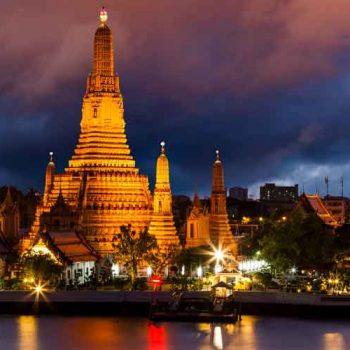 How to travel from Bangkok to Cambodia