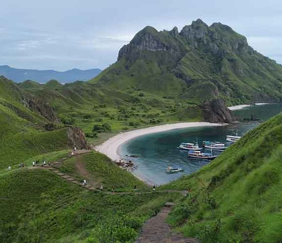 A Day Trip to Komodo Island, Padar, and Pink Beach
