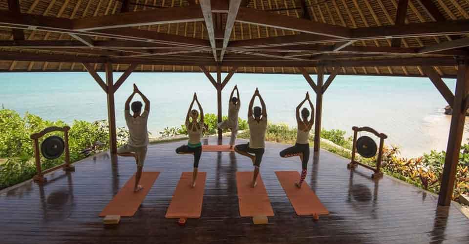 four seasons Bali resort